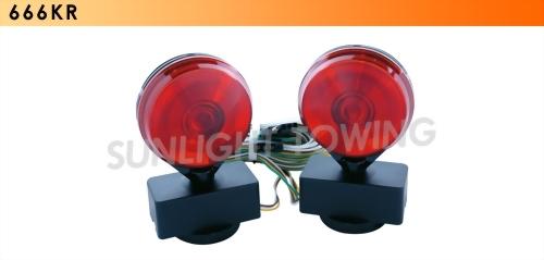 Magnetic Tow Light Kit