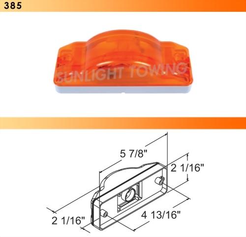Sealed Surface Mount Turn & Side Marker Light
