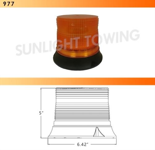 LED Rotating Strobe Beacon Light