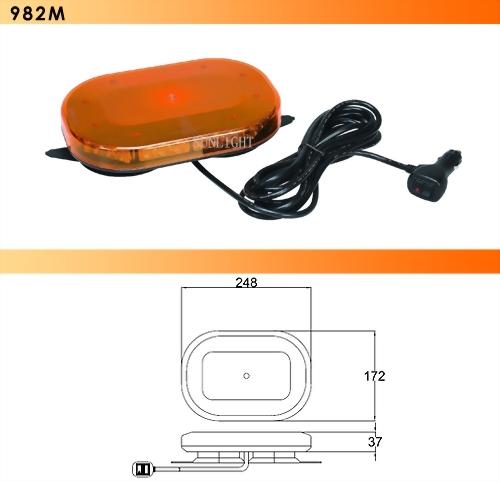 Magnetic LED Mini Light Bar