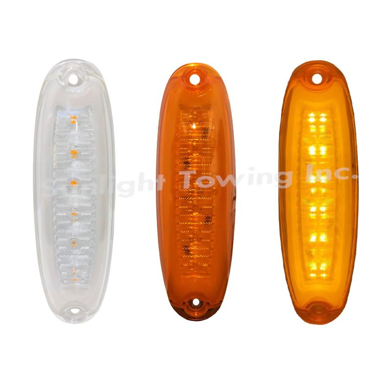 LED Cab Marker Light - 12 Diodes