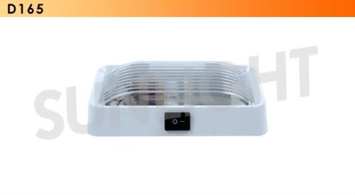 RV LED Porch Utility Light - 12 Diodes