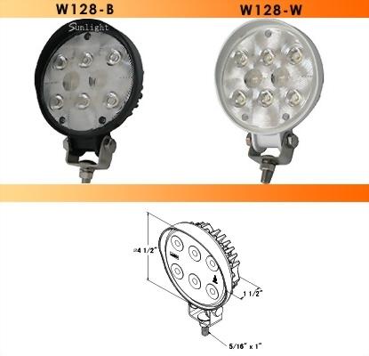 LED Work Light - 8 Diodes