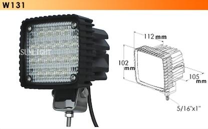 LED Work Light - 20 Diodes