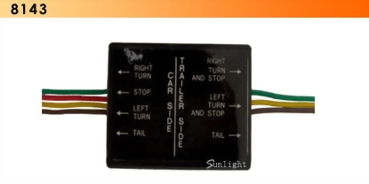 Tail Lamp Converter