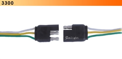 3 Pole Wire Connector