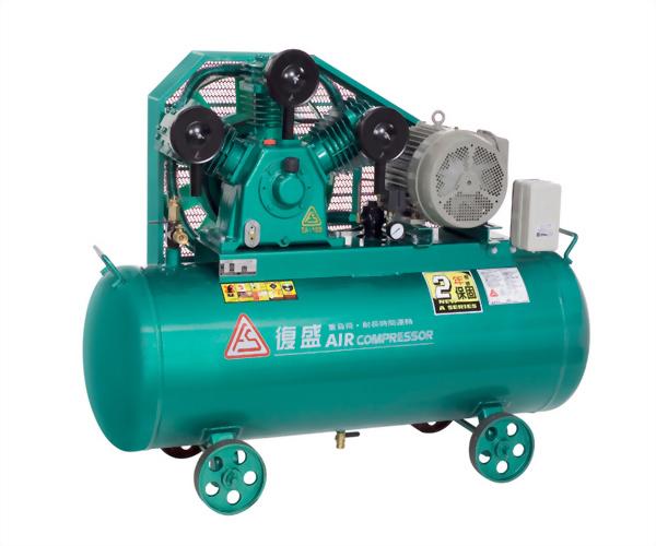 A系列-單段氣冷往復式空氣壓縮機