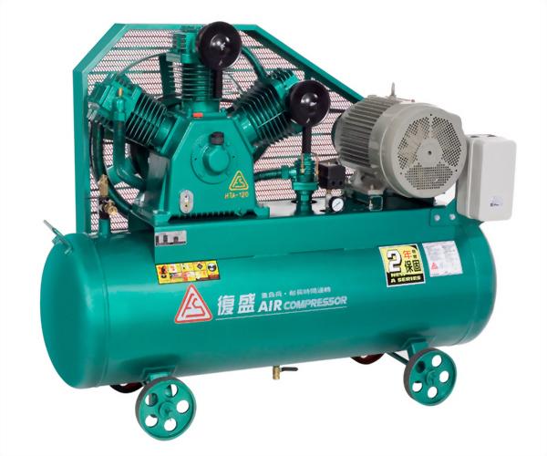 A系列-雙段氣冷往復式空氣壓縮機