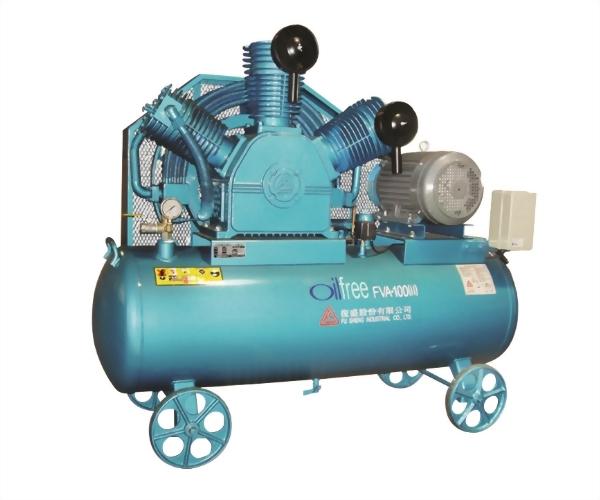 F系列-無油氣冷往復式空氣壓縮機