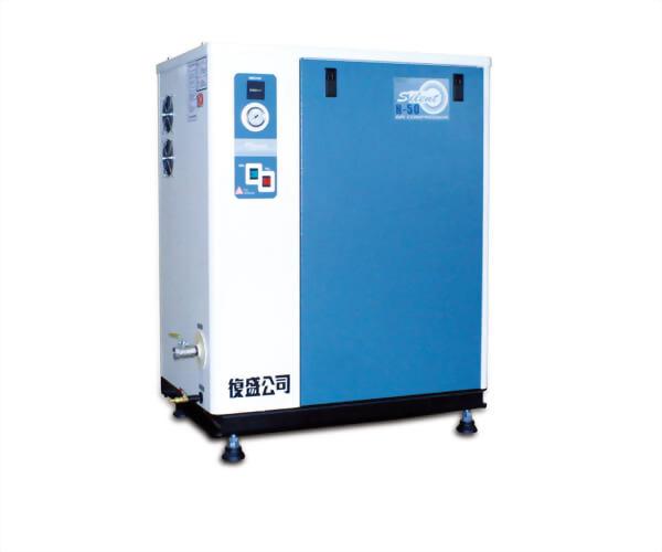 H系列-靜音型氣冷往復式空壓機
