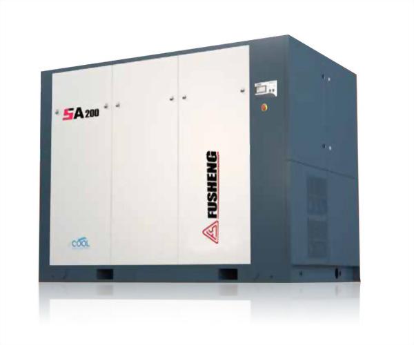 SAT(SA110-250)雙段壓縮螺旋式系列