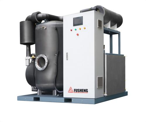 真空蒸餾廢水減量設備