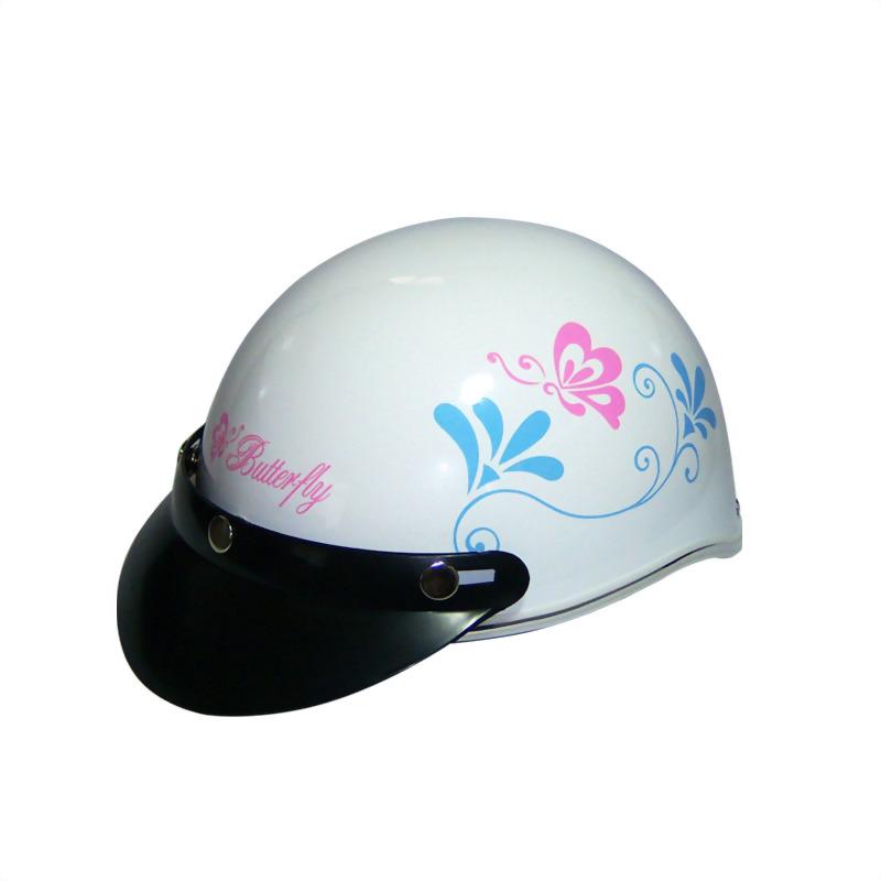 花蝴蝶哈利帽