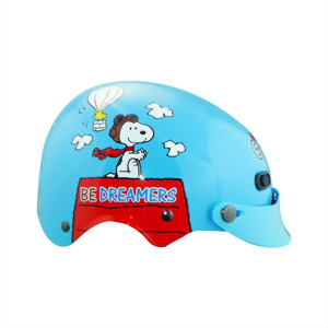 史努比(中童)雪帽