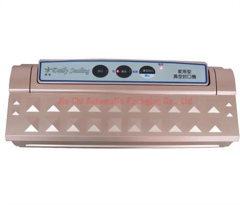 Household vacuum packaging sealing machine