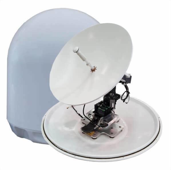 Maritime Antenna 0.9m Ku