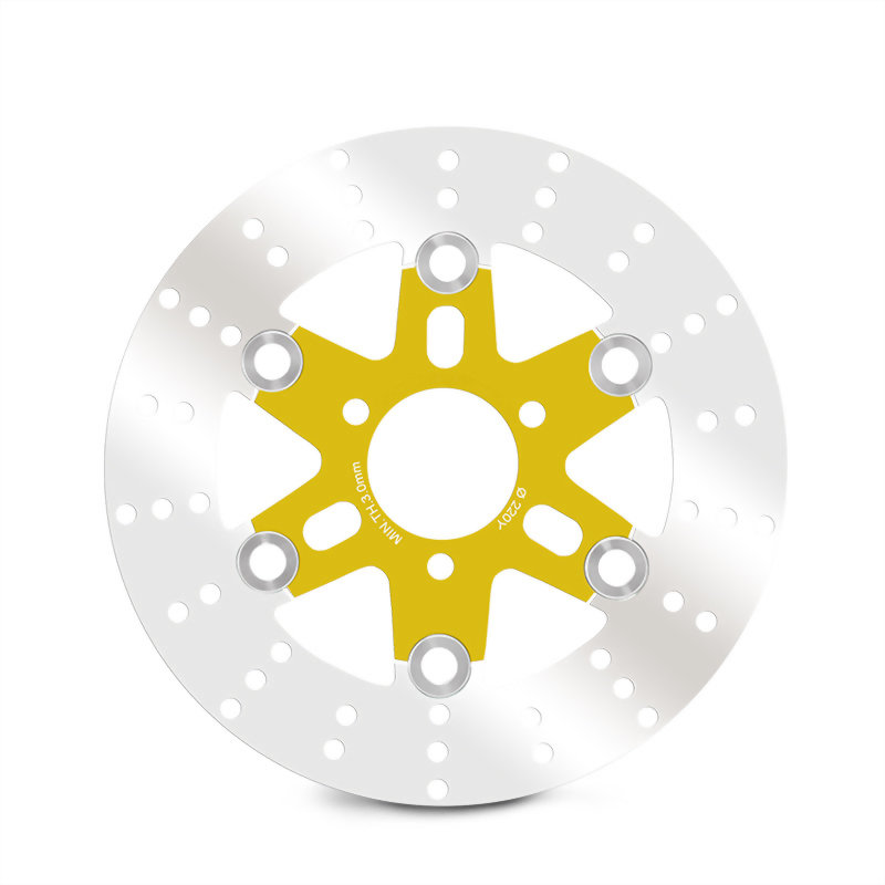 Floating Disc Rotor 220mm For Yamaha SV MAX