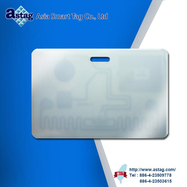 Semi-Active Hybrid Card