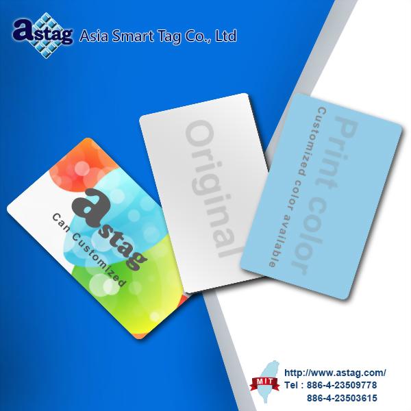 超高頻感應ISO卡(薄卡)