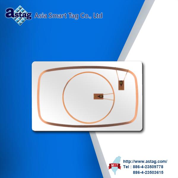 Dual frequency Card(HF+UHF)