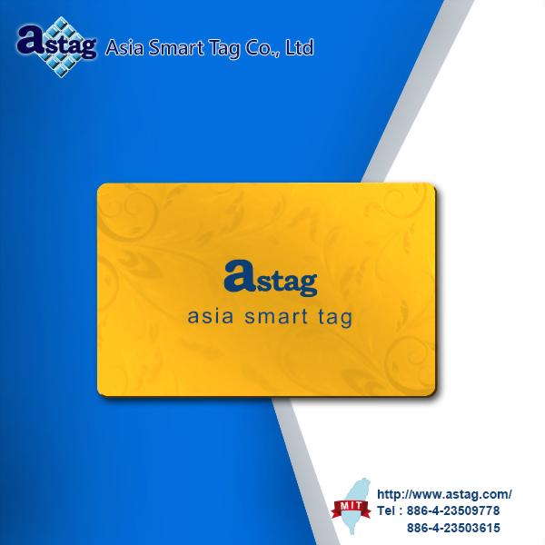 Dual frequency Card(UHF+UHF)