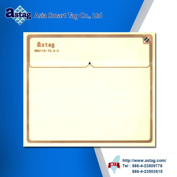 RFID adhesive Label