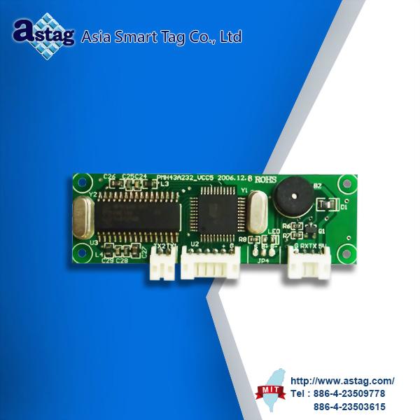 HF RFID Reader Module – UART