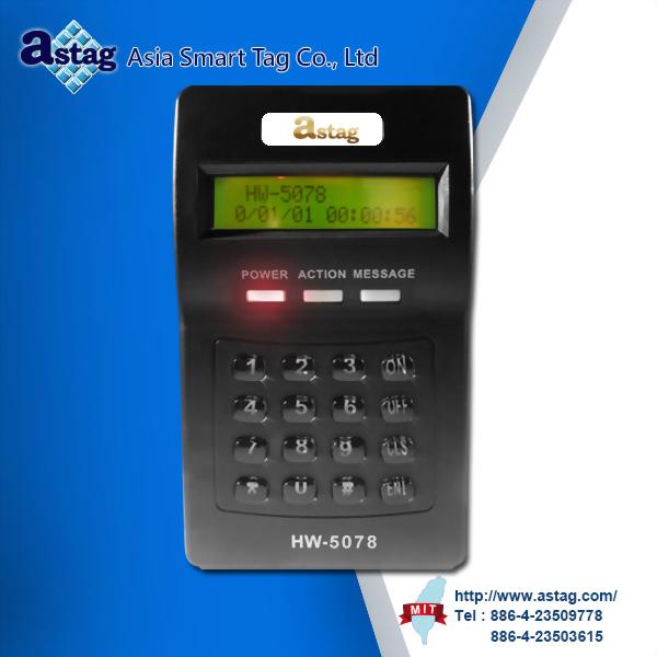 RFID LF Password & Proximity card reader
