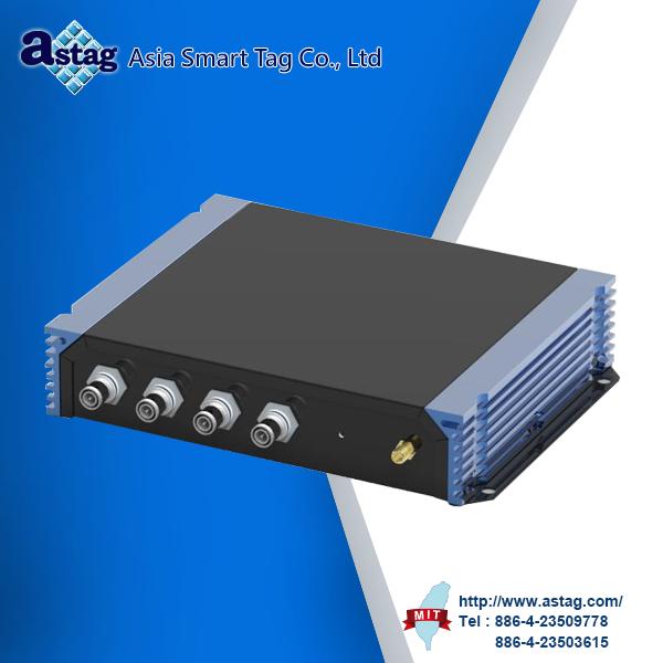 UHF RFID 4 Ports Reader