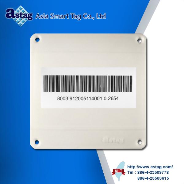 UHF Pallet Card