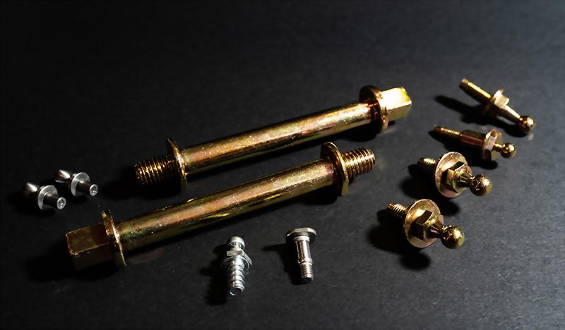 Open Die Screws