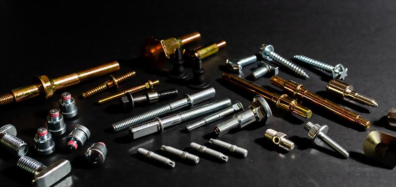 T Head Machine Screws / Double End Screws
