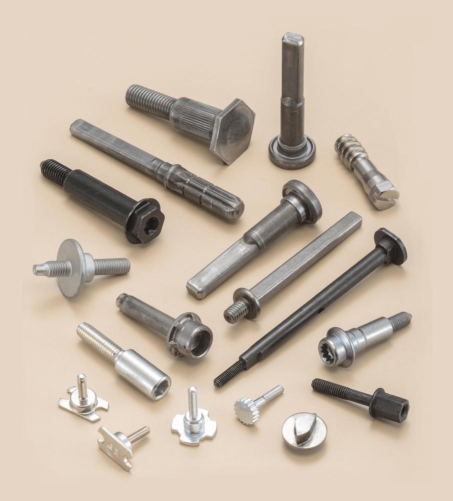 All Kinds of Custom Screws