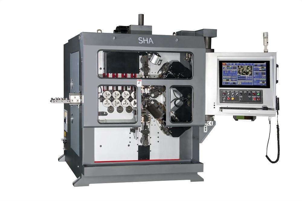 Taiwan CNC Spring Making Machine - SHU HONG AUTOMATION