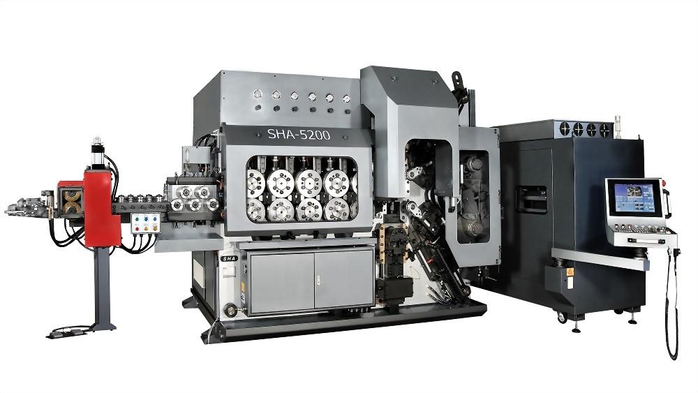 Taiwan Spring Coiler Supplier, Spring Coiler pay-off - SHU HONG