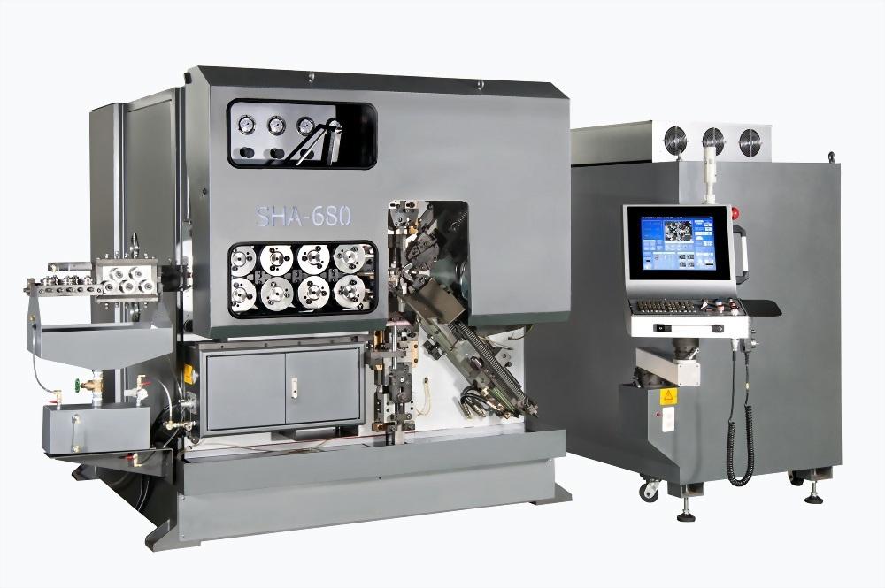 Taiwan Spring Coiler Company - SHU HONG AUTOMATION CO.