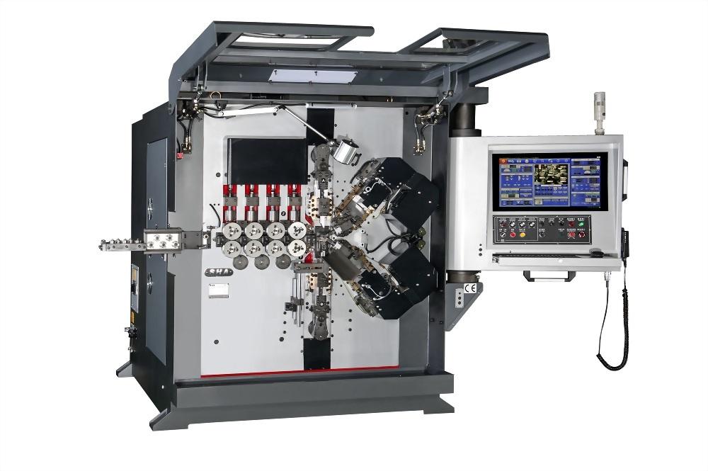 Spring Coiler Manufacturer of Taiwan - SHU HONG AUTOMATION