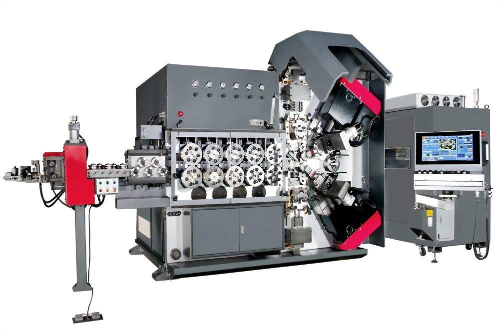 彈簧機廠商推薦、高速精密壓縮彈簧機推薦 - 旭紘自動化