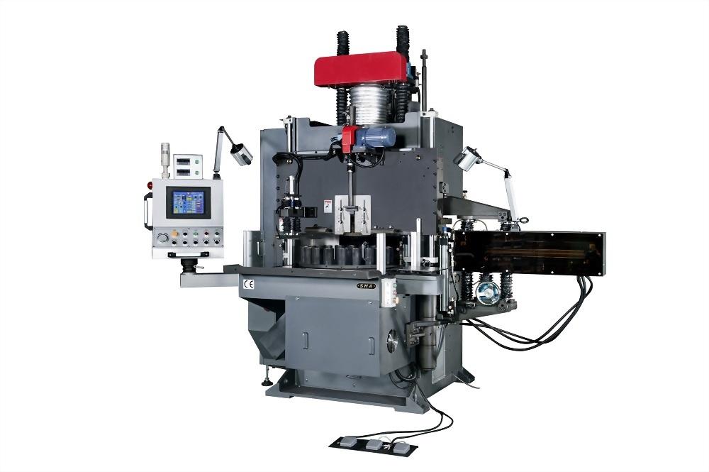 彈簧研磨機供應商、彈簧端面研磨機推薦 - 旭紘自動化(SHA)