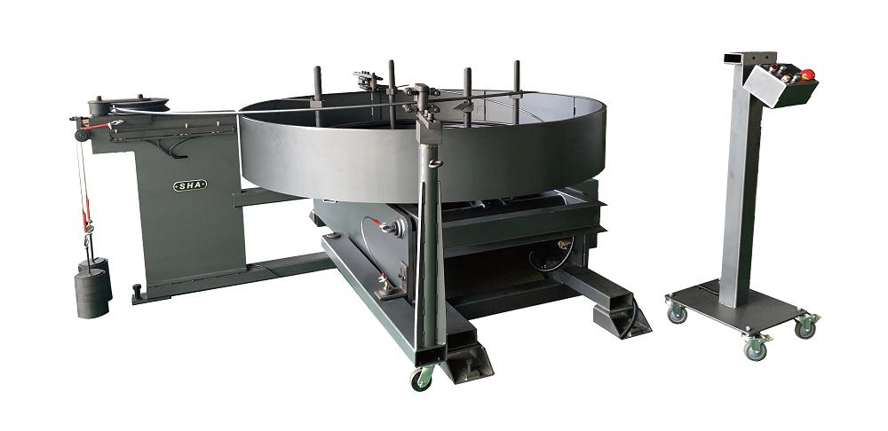 Taiwan Hydraulic Automatic Decoiler - SHU HONG AUTOMATION (SHA)