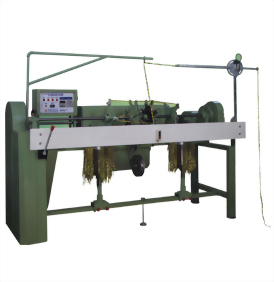 CL-101A V.8 FULLY AUTOMATIC SHOELACE TIPPING MACHINE