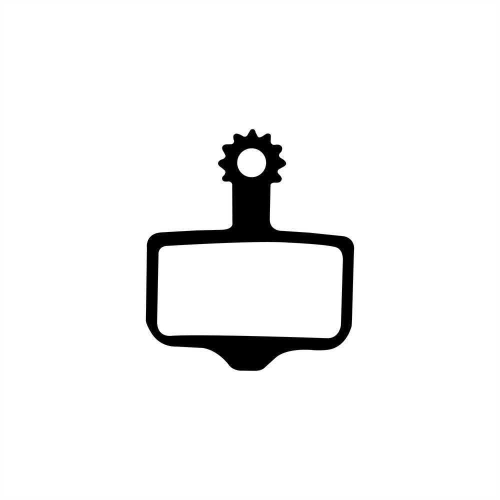 Disc Brake Pad XBD-02D