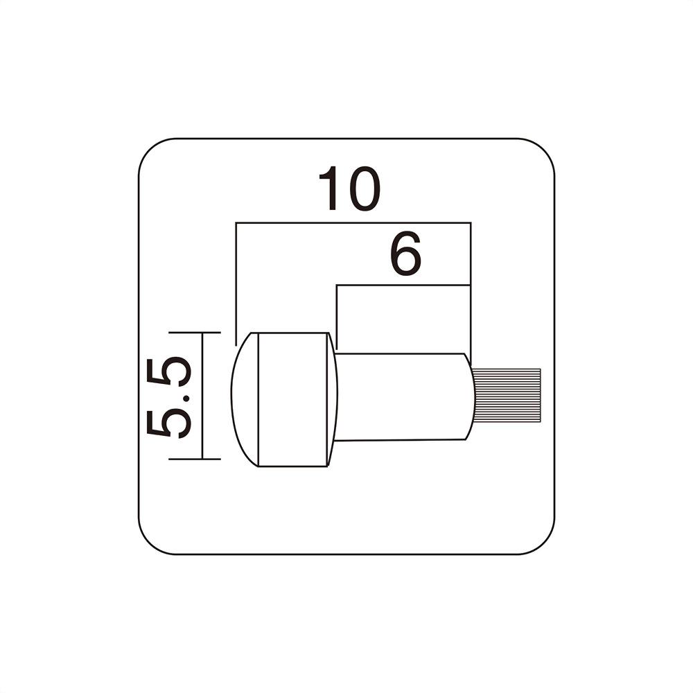 Road Brake Inner Cable XCS-02B
