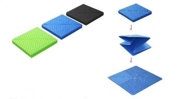EVA Folding Camping Mat