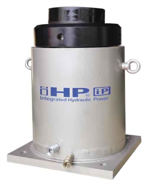 DLN系列高吨位安全锁紧螺母油缸