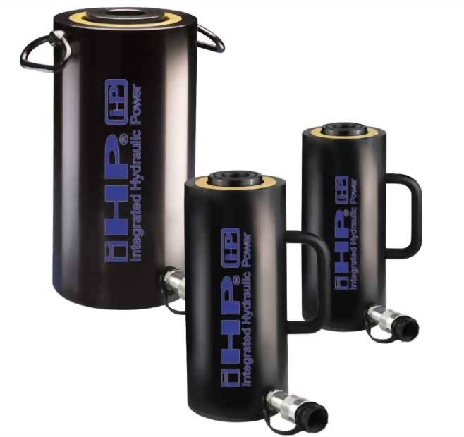 Aluminum Hollow Plunger Cylinder