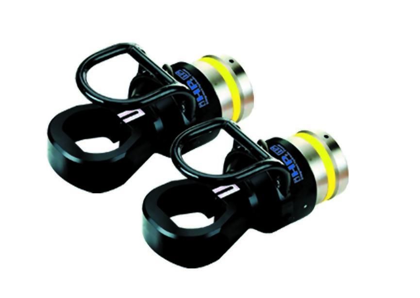 Separated Hydraulic Nut Splitters (heavy-duty)