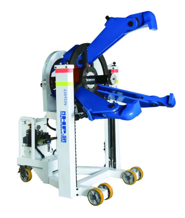 Heavy-Duty Great Hydraulic Puller