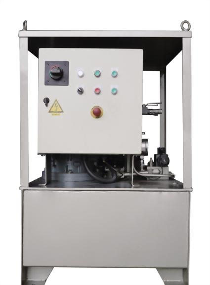 Custom Electric Hydraulic Pumps