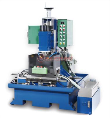Heavy-Duty Milling & Slotting Machine